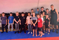 Youth Martial Arts class!!