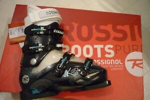 Noël sans taxes! Bottes neuves Rossignol + Skis Head Shape Two