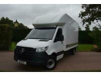 2020 Mercedes-Benz Sprinter 2.1 CDI 314 Luton 2dr Chassis Cab Diesel Manual