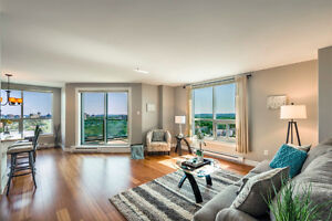 Luxury living in the heart of the city! Breathtaking Views!