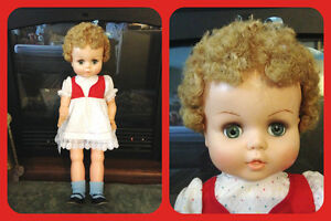 "23"" Star Doll - Made in Canada circa 1962 London Ontario image 1"