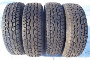 "4 x DURATION WINTERQUEST 195/65/R15"" Studdable Snow Tires Peterborough Peterborough Area image 1"