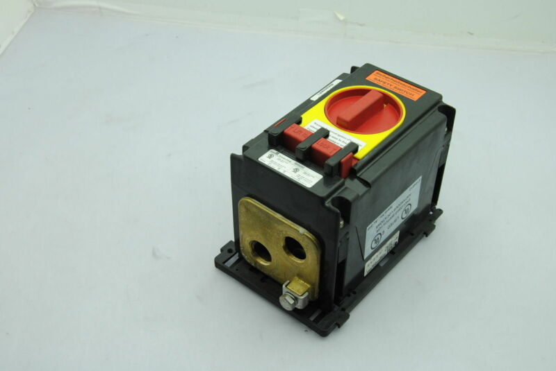 Cooper Crouse-Hinds Explosion Proof Protected Disconnect Switch GHG262 20A 14HP