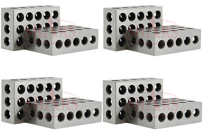 Shars Brand New 4 Pairs 10pcs 1-2-3 Block Set .0002 New