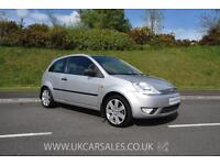 2004 Ford Fiesta 1.4 Silver Limited Edition 3dr