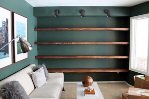 bookcase, islands, alcoves, shelving, realwood highlights