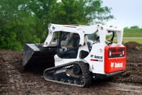 BOBCAT AND SKID STEER SERVICES