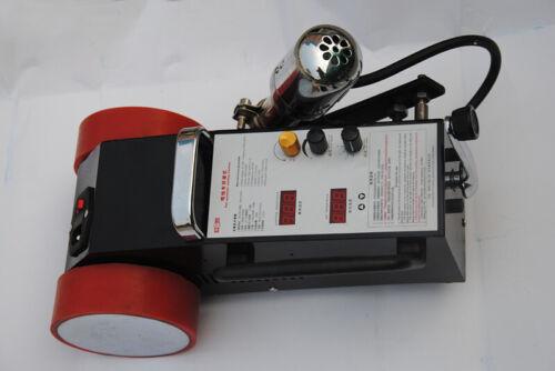 110V US CA LC-3000A Banner Welder Machine--PVC PP PE Automatic Hot Melt Welding
