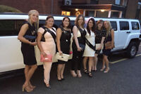 416-407-7355  limo Birthday concert  wedding limousine service