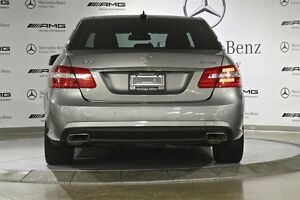 2013 Mercedes-Benz E350 4MATIC Sedan Edmonton Edmonton Area image 3