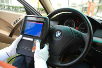 Mobile Diagnostic work and Key Programming
