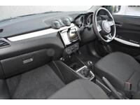 2017 Suzuki Swift 1.0 Boosterjet SZ-T 5dr Petrol black Manual