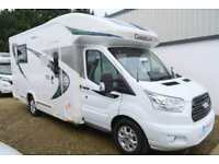2018 Chausson 628EB SPECIAL EDITION 4 BERTH MOTORHOME FOR SALE