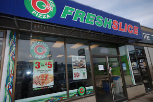 4407 27 Street, Vernon. Fresh Slice - Become your own boss