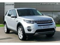 2017 Land Rover Discovery Sport TD4 HSE LUXURY Auto Estate Diesel Automatic