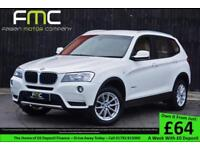 2012 BMW X3 2.0TD xDrive20d SE **Low Mileage - Heated Leather - Cruise Control**