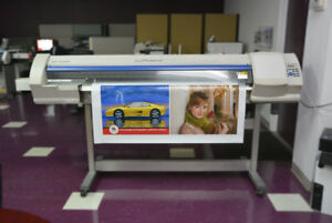 "VersaCAMM SP-540V 54"" Eco-Solvent Inkjet Printer/Cutter"