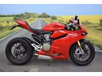 Ducati 1199 S Panigale **ABS, Marchesini Wheels, Ohlins Shock**