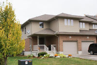 Elora End Unit Townhome.