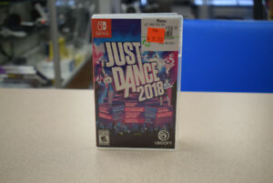 Just Dance 2018 Game for Nintendo Switch #657