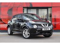 2016 NISSAN JUKE 1.5 dCi N-Connecta 5dr