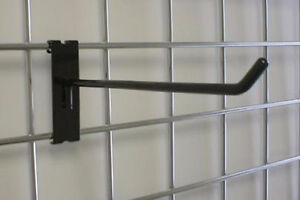 Gridwall Pegs / Hooks Store Supplies Crochets Grillages