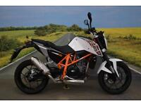 KTM Duke 690 ** R&G Crash Bungs and Covers, FSH, 2 keys **