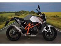 KTM Duke 690 ** R&G Crash Bungs and Covers, FSH, 2 keys **