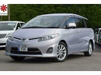 2009 Toyota Estima 2.4 VVTi AERAS Auto 7 Seater DVD SAT NAV FRESH IMPORT MPV Pet