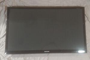 "Samsung 51"" Plasma 3D TV MODEL #PN51D550. 1080p HDTV"