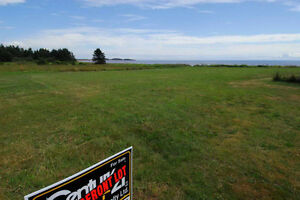 Oceanfront Lot Cape Traverse PEI Canada