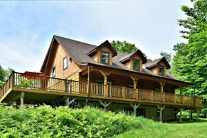 The Haliburton Real Estate Team- Colbourne Lake Cottage/Home