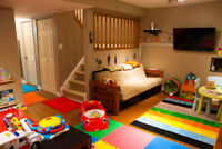 Daycare openings for any age. Blockline/ Westmount Rd