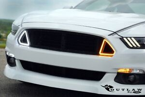 2015-16 Mustang CDC Outlaw Switchback Upper Grille *NEW* Strathcona County Edmonton Area image 2