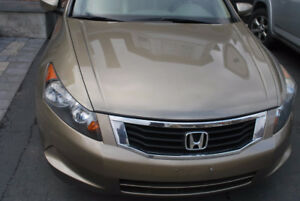 2009 HONDA ACCORD Sedan CERTIFIED AND ETESED