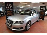 2008 AUDI A3 1.9 TDI SPORT Full Leather Heated Sport Seats AUX Connection