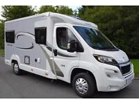 2015 ELDDIS ACCORDO 135 PRESTIGE 3 BERTH MOTORHOME FOR SALE