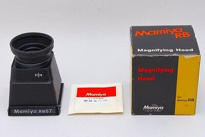 Видоискатели и наглазники 【EXCELLENT+++++ in BOX】Mamiya