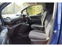 2019 Vauxhall Combo 1.5 Turbo D 2000 Sportive L1 H1 EU6 (s/s) 4dr Panel Van Dies