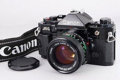 Пленочные фотокамеры -Near Mint- Canon A-1