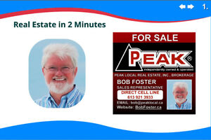 Real Estate in 2 Minutes - Preparing for an Open House