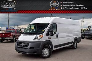 2017 RAM ProMaster 3500 High Roof Extended 159 in. WB