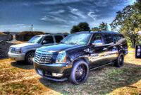 2007 Cadillac Escalade ESV $25,000.00.