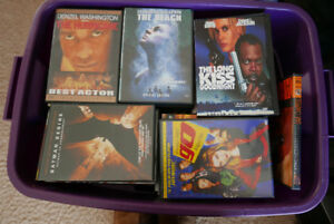300+ DVDs, Music DVDs, T.V Series & XBOX Games For Sale