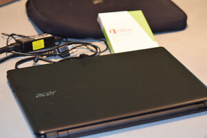 New Acer laptop