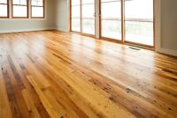 Hardwood Flooring Refinishing / Flooring Installation