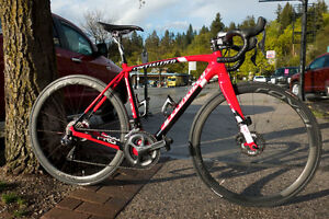 Specialized Crux Pro Carbon Disc Di2 Custom build 52cm