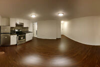 Utilities Included - Recently Renovated 1 Bedroom Basement unit