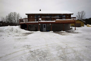 Haliburton Real Estate Team-Gooderham Log Home-$199,999