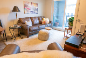 1 bed plus den condo for rent at The Metalworks!